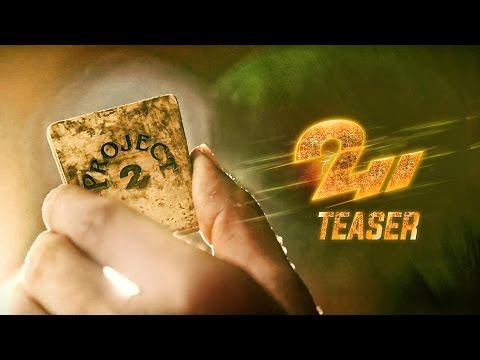 24 - Part 2 Teaser | Suriya | Vikram K Kumar
