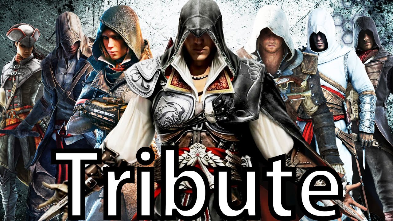 Legacy - Assassin's Creed Series Tribute - YouTube