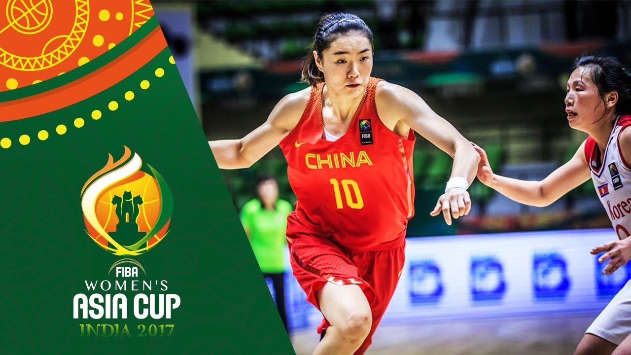 DPR Korea v China - Full Game - Group A