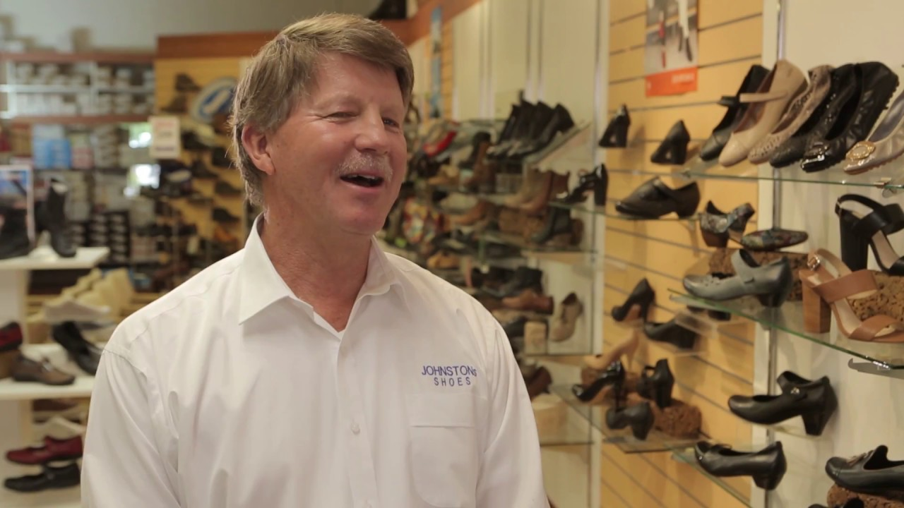 Johnston's Shoes | The Levee Central