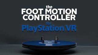 3dRudder for PlayStation®VR - Trailer
