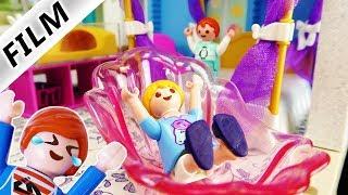 Playmobil Film Deutsch JULIAN DEKORIERT HANNAHS ZIMMER UM! HANNAHS TRAUMZIMMER? Familie Vogel