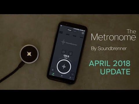New Firmware - Major Android Updates and more! - 2018 April - The Metronome  Update