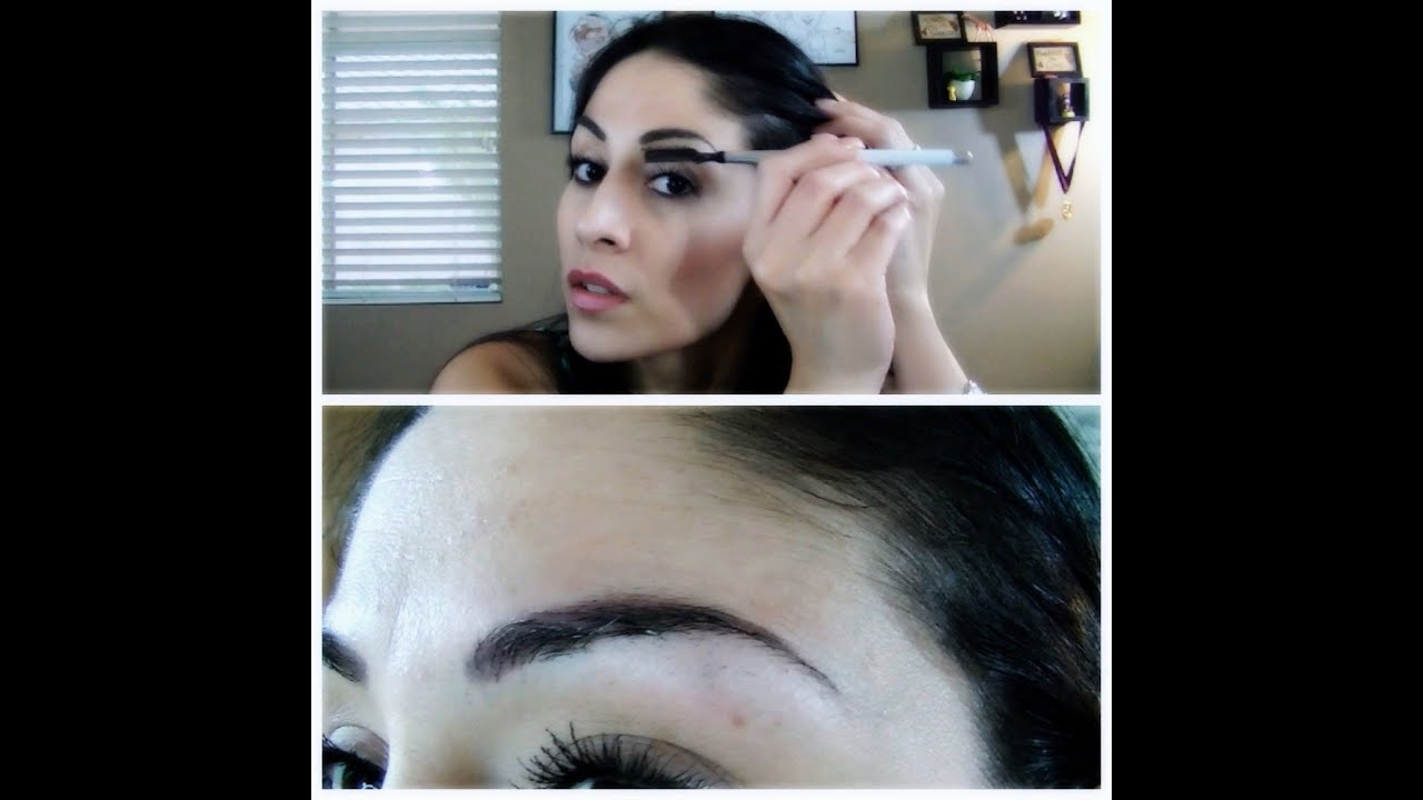 How To Grow Eyebrows Fast Updated Demotutorial Faq Youtube