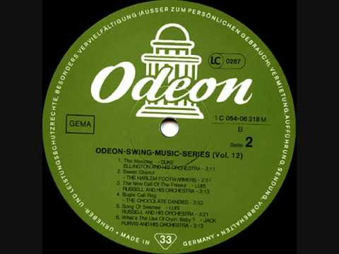 Duke Ellington - Lazy Duke - New York, 20.11. 1929