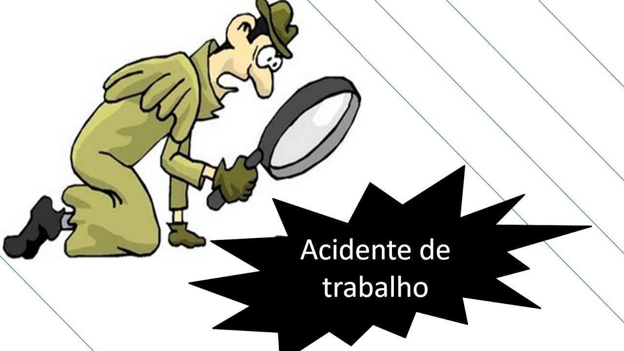 Cuidados na análise do acidente do trabalho