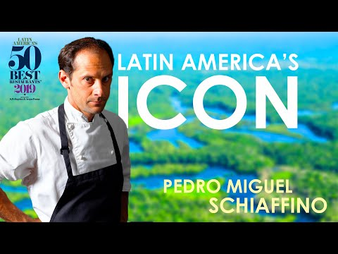 Why Is Pedro Miguel Schiaffino An Icon?