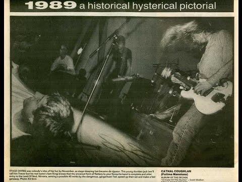 Nirvana - London - Astoria - 1991