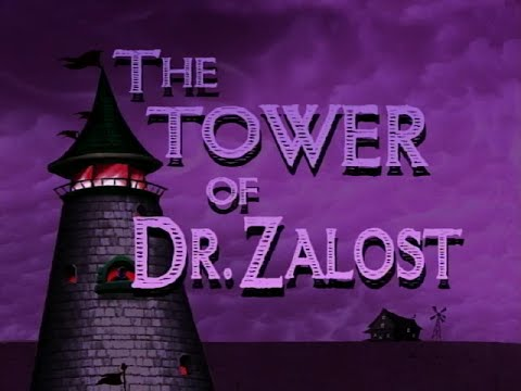 Download Courage the Cowardly Dog | The Tower of Dr. Zalost Opening Theme