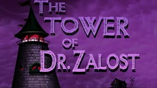 Courage the Cowardly Dog | The Tower of Dr. Zalost Opening Theme