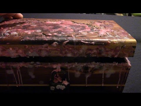 how to make a dybbuk box
