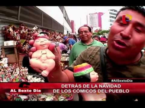 Lejos De La Alegría: Así Es La Navidad De Los Cómicos Del Pueblo (1/3)