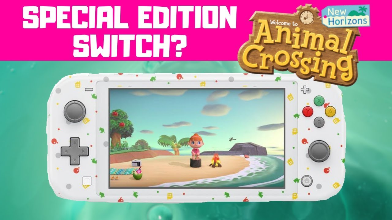 Will We Get An Animal Crossing Switch Bundle Youtube