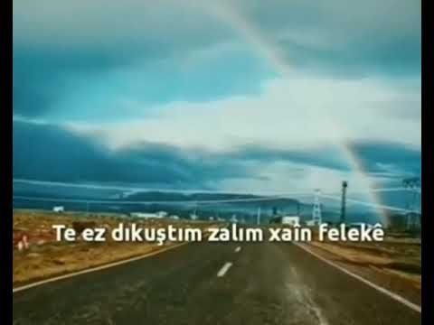 Kürtçe gurbetçi şarkısı Kürtçe güzel şarkılar en güzel Kürtçe whatsapp durumu du