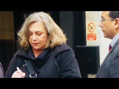 Kathleen Turner in London 07 04 2018 (1)