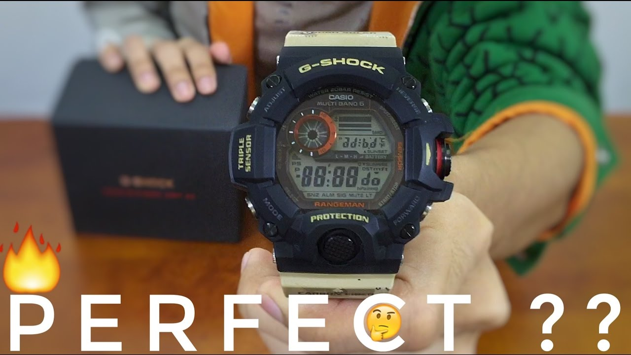 G Shock Rangeman For Function And Fashion Youtube Casio Gw 9400dcj 1