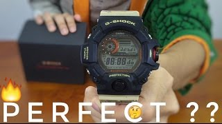 G-Shock Rangeman for function and fashion
