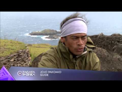 Rapa Nui welcomes Maori Waka from New Zealand