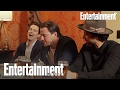 XXL Tummy Aches With The Cast Of Magic Mike XXL | Entertainment Weekly