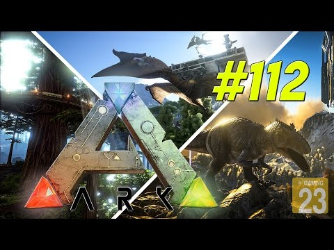 ARK: Survival Evolved [S3] #112 - How the fuuu Rhino? - [Let's Play/Gameplay/Deutsch]