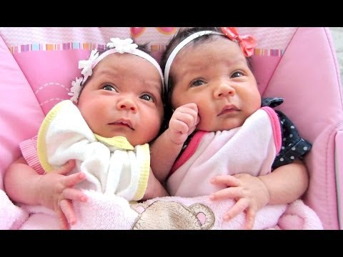 How to tell the Twins apart - April 04, 2014 - itsJudysLife Daily Vlog