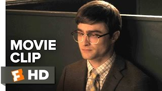 Imperium Movie CLIP - This Is Not My Thing (2016) - Daniel Radcliffe Movie