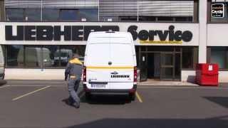 Liebherr Colmar : une agence historiquement proche de ses clients