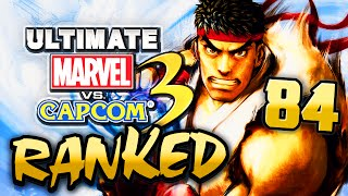 Dirty Feet - Ep.84 | Ultimate Marvel vs. Capcom 3 | Online - Ranked Matches