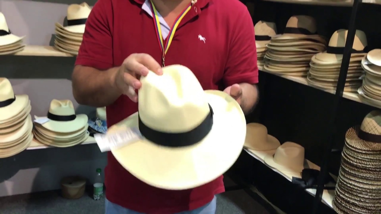 Aprenda a doblar su sombrero aguadeño. Artesanías de Colombia a2e3abbcda7