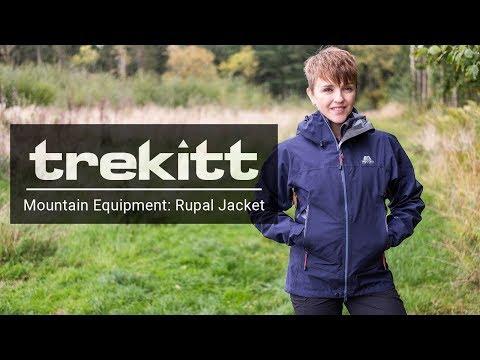 Inside Look: Mountain Equipment Womens Rupal Jacket