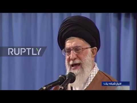 Iran: Khamenei warns of 'heavy blow' against Israel over capital declaration