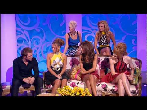 Girls Aloud : Interview (Paul O'Grady Show 2008)