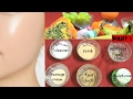 Get Super Glowing Skin in 1 hour | World's best Fruit Facial | All Natural- No Chemical | PART-1