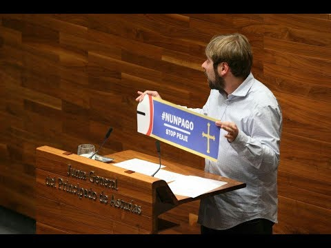 Asturies sufre un serio agravio con el mantenimiento del peaje del Huerna