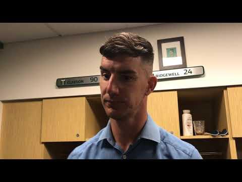 Portland Timbers defender Liam Ridgewell on making return to lineup: 'It felt brilliant'