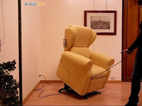 poltrona relax alzapersona balance - youtube - Poltrona Relax Motorizzata Balance
