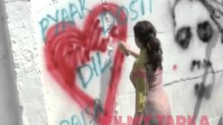 Ranveer & Parineeti Promote Kill Dil By Painting Walls !!!