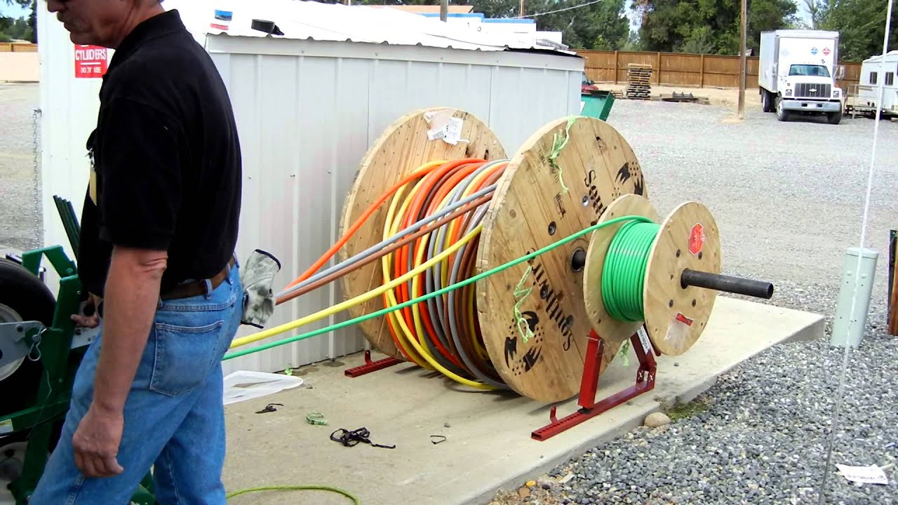 Southwire/Kenny Electric SimPul Solutions Wire Pull - YouTube