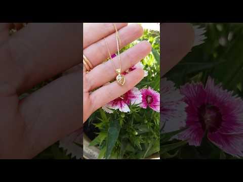 Diamond Necklace - Fran Barker Design