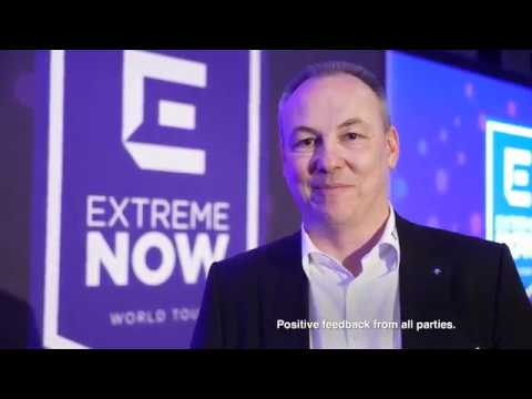 Berlin Extreme NOW World Tour 2 0 Event