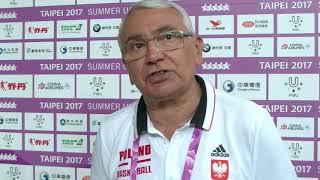 Trener Mołłow: