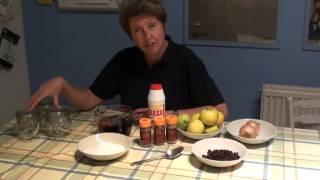 Old English Apple Chutney Recipe