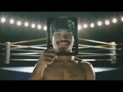 Manny Pacquiao HP TouchPad - Official Commercial