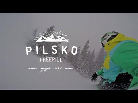 2017 Pilsko Snowboard Freeride