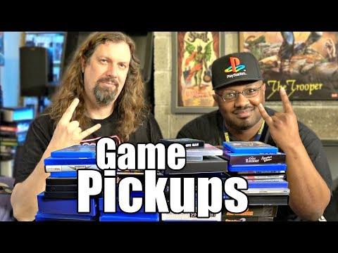 Mega Sized RECENT GAME PICKUPS w/ REGGIE! Over 50 GAMES!