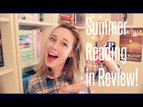 5 Best Books I Read This Summer: Summer Reading in Review!