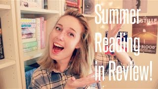 5 Best Books I Read This Summer: Summer Reading in Review! Thumbnail