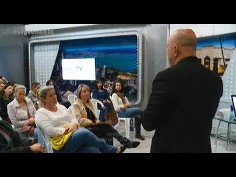 Agências de propaganda recebem capacitação na RICTV Record Itajaí