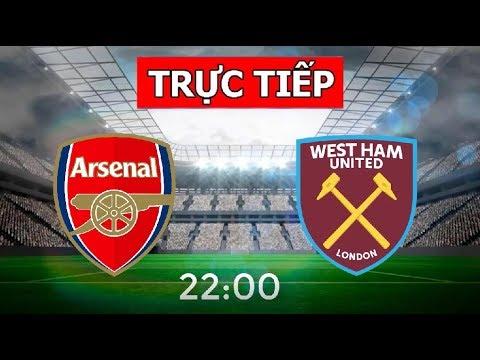 Xem trực tiếp bóng đá Arsenal với West Ham ngày hôm nay 7/3/2020 quyết thắng chạy đà đấu man city
