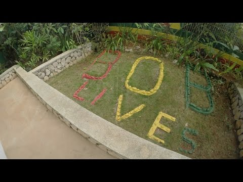 Bob Marley's Final Resting Place - Nine Mile 2015